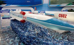 """珠海航展丨中国超声速反舰导弹亮相,性能优于印""""布拉莫斯"""""""