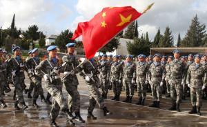 军网发文祭奠牺牲战友:为了和平必须一次又一次向着危险逆行