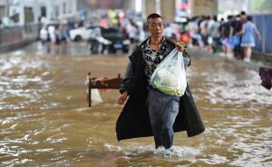 长江防总:7月中下旬长江流域将有4次较明显强降雨