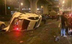 南京连撞20车工程车司机尿检呈阴性,已被刑拘作进一步调查