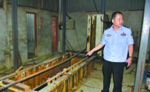 """摘除练江污染""""毒瘤"""",广东汕头组建环保警察已抓获147人"""