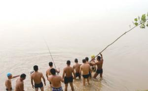 山东一救援队今夏已在黄河捞起21名溺亡者,18人系未成年