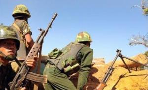"""缅甸北部地区战事又起,民盟新政府""""全面包容""""主张受挫"""
