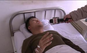 视频|京昆高速车祸生还者:下坡路滑刹不住车,眼看着撞上去