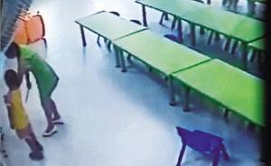 三亚一幼儿园老师抽打5岁男童手心,尺子断了继续打