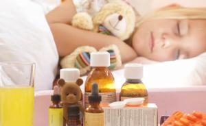 儿童感冒,海淘处方药一定不能用