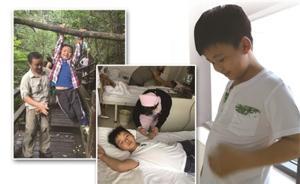 """徐州8岁男孩暴食增肥,达捐骨髓""""指标""""救白血病父亲"""