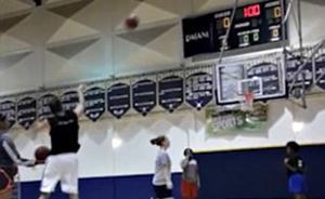 1分钟投进26个三分破世界纪录,美国篮球教练让库里也汗颜