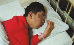 河南一中学生遭同学群殴致脑部受伤,校长称已要求教育和赔偿