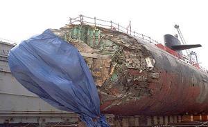 """美军""""旧金山""""号核潜艇11年前高速撞山又安全返港始末"""