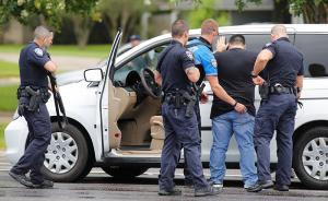 美国巴吞鲁日射杀3名警察凶手锁定:黑人男子单独行凶