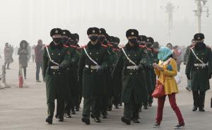 北京空气重污染橙色预警延至1月4日,元旦查环境违法12起
