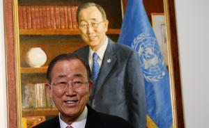 韩国两大政党向潘基文抛出橄榄枝,邀其参选下届总统