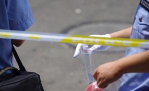绍兴一男子在闹市区上公交车时拒绝开包检查,谎称有爆炸物
