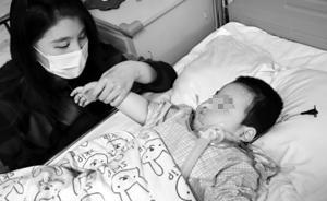 """河南""""情夫虐童案""""受害女童今日手术,已昏迷一年多"""