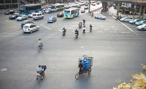 上海市人大代表:机动车行驶状况改善明显,非机动车仍不规范