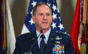 美空军参谋长:应将太空视为一个正常的作战领域