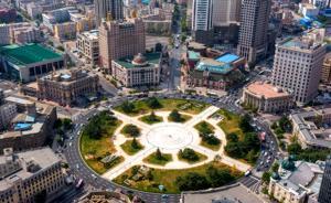公共空间计划丨听城市③在大连中山广场周边能听到什么?