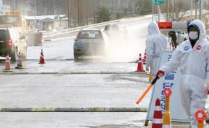 禽流感蔓延至首尔尚未平息,韩国政府证实又发生口蹄疫