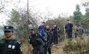 湖南67岁护林员山中失踪近2天,警方、群众数百人仍在搜救