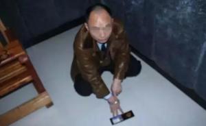 """湖南吉首一男子冒充警察到派出所""""捞人"""",露馅欲溜当场被抓"""