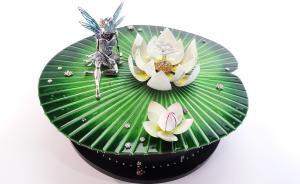 梵克雅宝,花与蝴蝶的诗篇