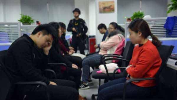广东警方摧毁6个犯罪团伙 缴获涉公民个人信息近1亿条
