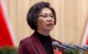 全国近百名女干部任地方主要领导职务,48人是地市党政主官