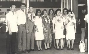 忆往情深︱陈毓贤:冷战时期在台北上大学
