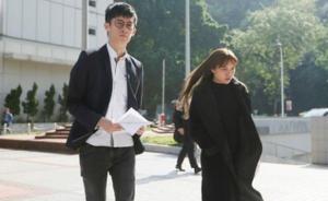 """香港终审法院:8月25日开庭处理游蕙祯、梁颂恒""""辱国""""案"""