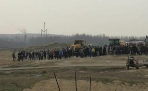 河南一高速施工方带人与村民斗殴互掷石块,警方已成立专案组