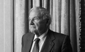 101岁大卫·洛克菲勒去世:家族财富属于上帝我们只是管家