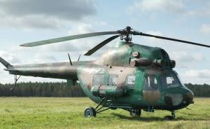 乌克兰军方一直升机坠毁5人遇难,初步分析因撞到输电线失事