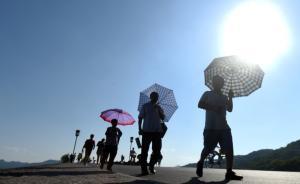 南方北方高温料7月底轮换,山东今日将加入高温行列