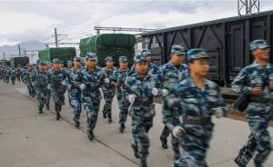 军报:改革临近,中部战区空军某航空兵团即将面临调整