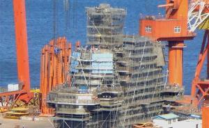 国防部透露国产航母即将下水,专家分析届时舰名将一同发布