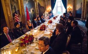 图看中美元首晚宴座次的门道:特朗普团队谁主对华政策