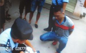 四川一小偷盗窃被户主持刀堵在屋内,吓得连打两次110求救