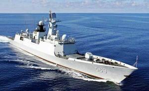 中国海军在亚丁湾营救遭劫持外籍货船,印军方称提供了掩护
