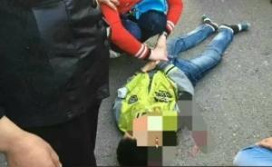 重庆一10岁男孩因家长不让看电视,从20楼跳下身亡
