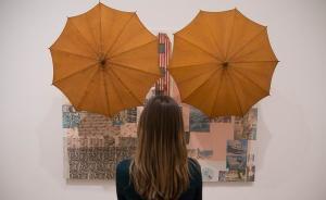 现场|伦敦泰特:用一个展览看明白不可归类的劳申伯格