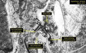 """朝鲜副外相:将在最高统帅认为合适的""""任何时候""""实施核试验"""
