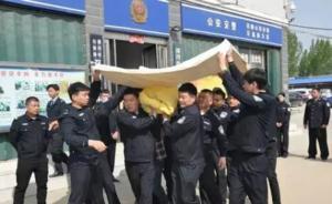 连续加班突发心梗,河南漯河40岁民警牺牲在工作岗位上