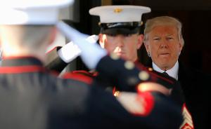 """美官员披露特朗普对朝政策:先施压再接触,不求""""政权更迭"""""""