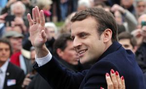 法国大选首轮投票结束,多家民调机构预测马克龙与勒庞领先