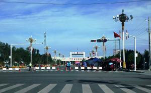 中国西大门霍尔果斯口岸:古丝路明珠要建成金融服务中心
