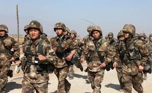 """军媒盘点18个集团军的""""前世今生"""":建成陆军基本战役军团"""
