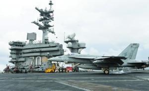 朝媒:美航母是废物,核导试验的终极目标是美国本土
