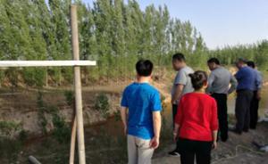 河北省环境综合执法局首次行动:雄县一公司利用暗管偷排污水