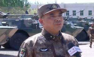 方永祥任第81集团军政委,此前任东部战区陆军政工部副主任